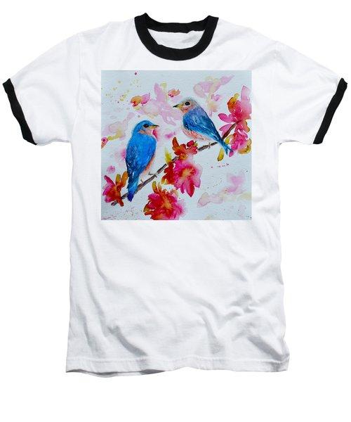 Nesting Pair Baseball T-Shirt