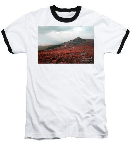Nevado De Toluca Mexico II Baseball T-Shirt