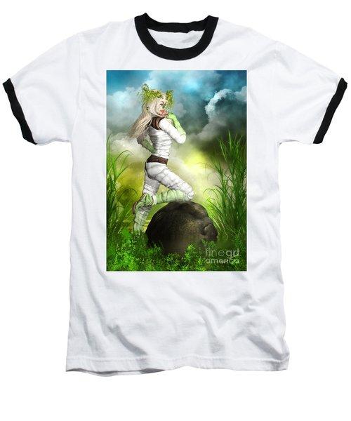 New Earth 3014 Baseball T-Shirt