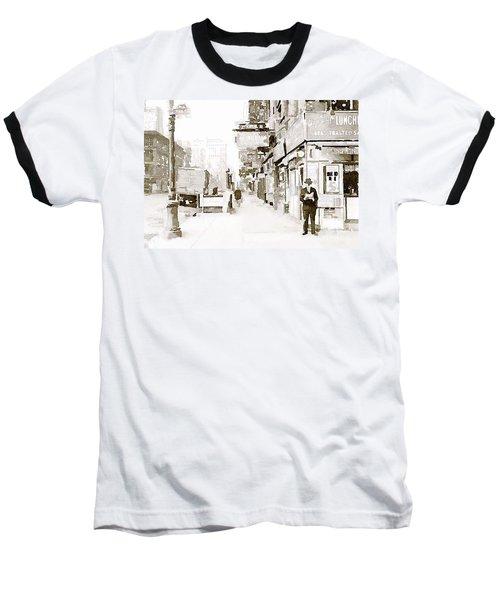 New York 1940 Baseball T-Shirt