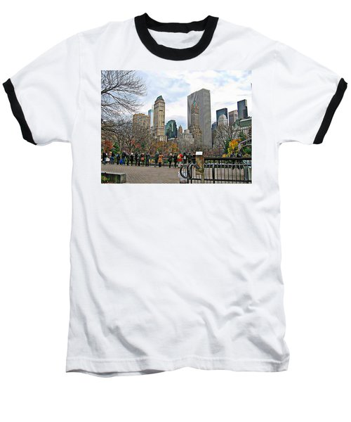 New York Series 01 Baseball T-Shirt