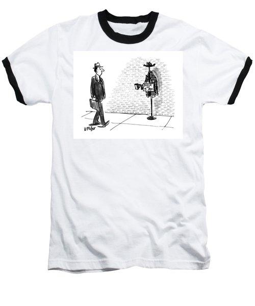 New Yorker April 13th, 1992 Baseball T-Shirt