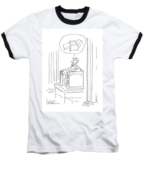 New Yorker April 28th, 1986 Baseball T-Shirt