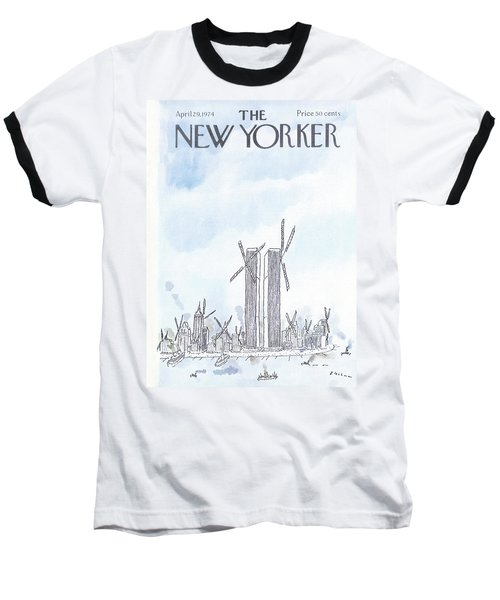 New Yorker April 29th, 1974 Baseball T-Shirt