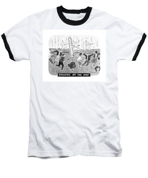New Yorker April 2nd, 1990 Baseball T-Shirt