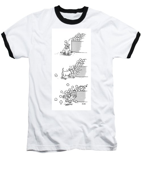 New Yorker April 4th, 1988 Baseball T-Shirt