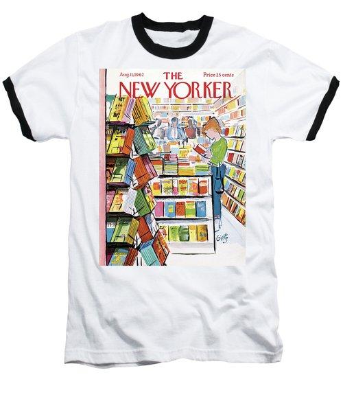 New Yorker August 11th, 1962 Baseball T-Shirt
