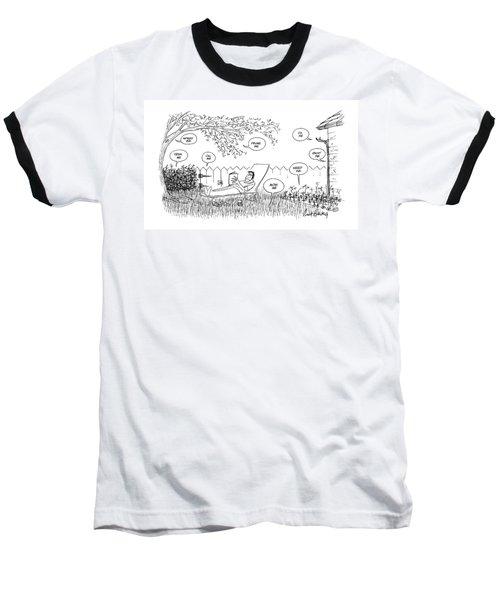 New Yorker August 12th, 1974 Baseball T-Shirt