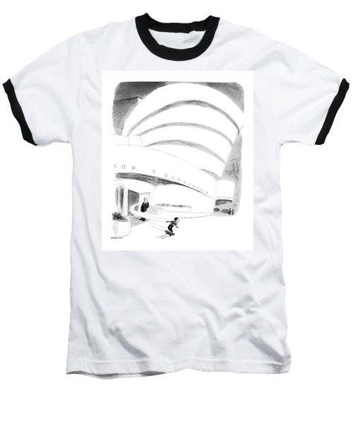 New Yorker August 16th, 1976 Baseball T-Shirt