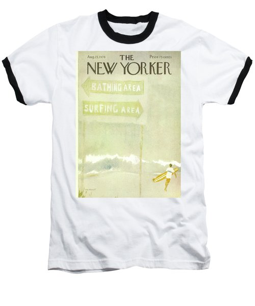 New Yorker August 23rd, 1976 Baseball T-Shirt