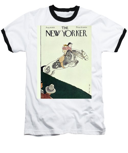 New Yorker August 24 1935 Baseball T-Shirt