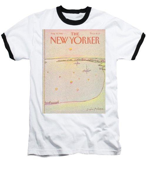 New Yorker August 30th, 1982 Baseball T-Shirt