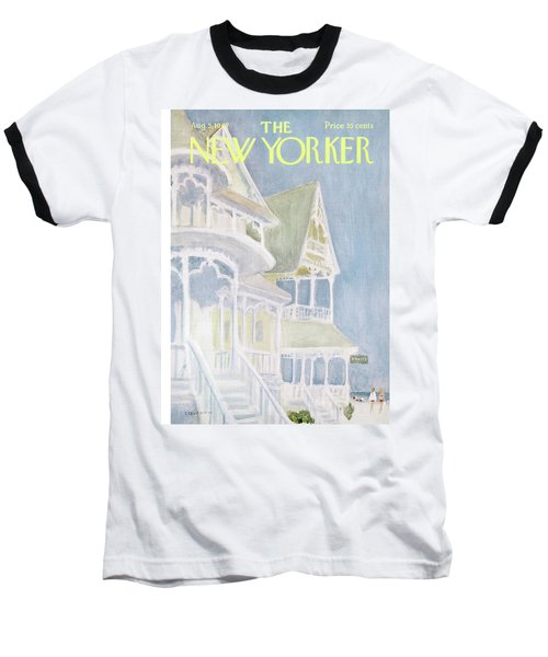 New Yorker August 5th, 1967 Baseball T-Shirt