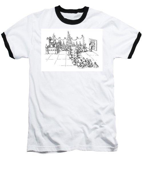 New Yorker December 10th, 1990 Baseball T-Shirt