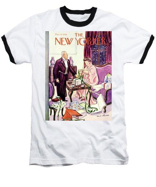 New Yorker December 14 1940 Baseball T-Shirt