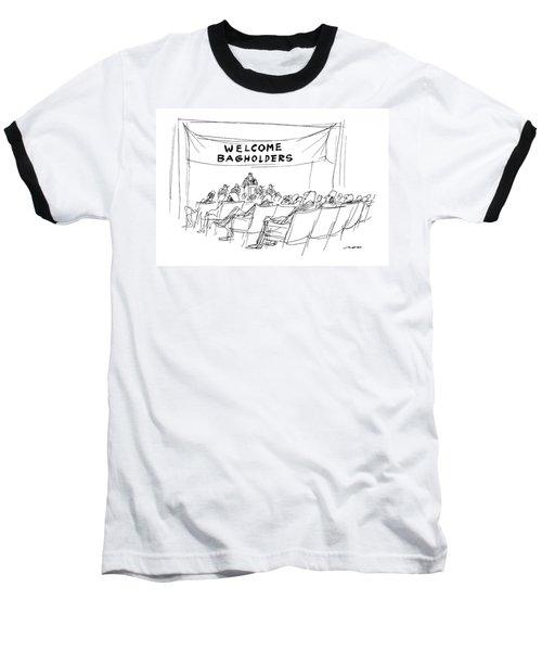 New Yorker December 14th, 1981 Baseball T-Shirt