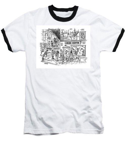 New Yorker December 28th, 1992 Baseball T-Shirt