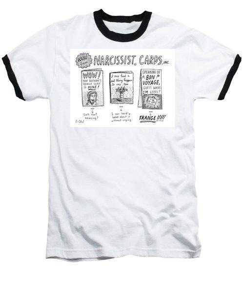 New Yorker December 30th, 1985 Baseball T-Shirt