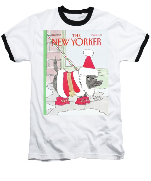 New Yorker December 9th, 1991 Baseball T-Shirt