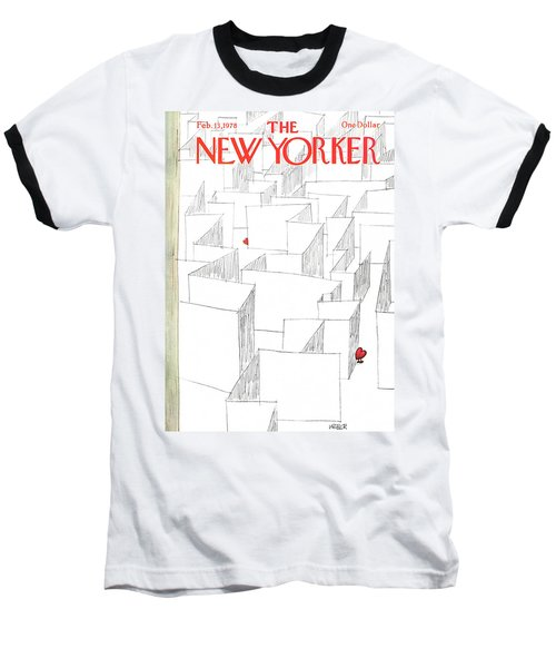 New Yorker February 13th, 1978 Baseball T-Shirt