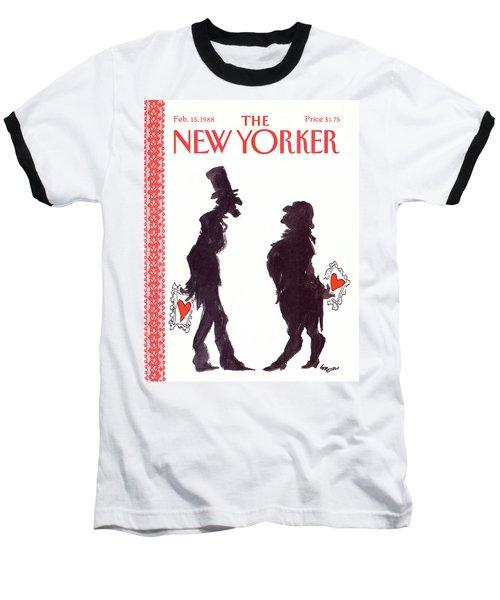 New Yorker February 15th, 1988 Baseball T-Shirt