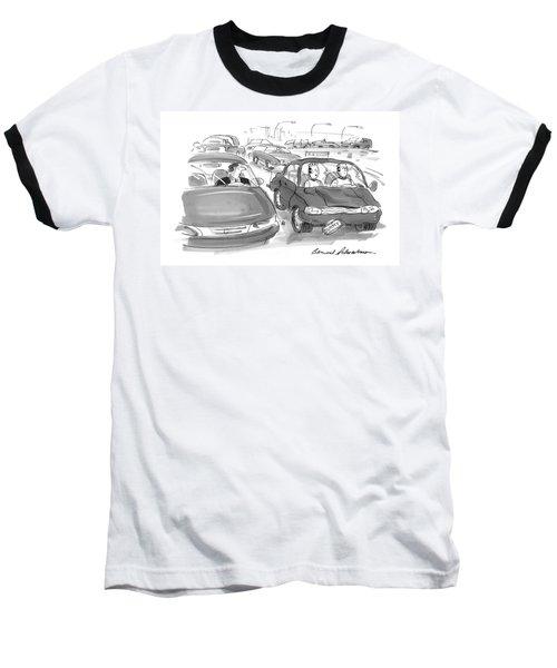 New Yorker February 15th, 1999 Baseball T-Shirt