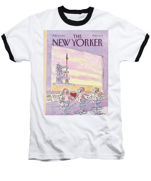 New Yorker February 17th, 1992 Baseball T-Shirt