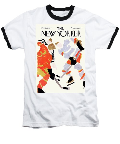 New Yorker February 28th, 1970 Baseball T-Shirt