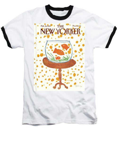 New Yorker February 28th, 1983 Baseball T-Shirt
