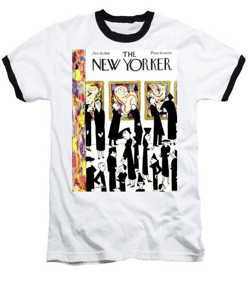 New Yorker January 29 1938 Baseball T-Shirt