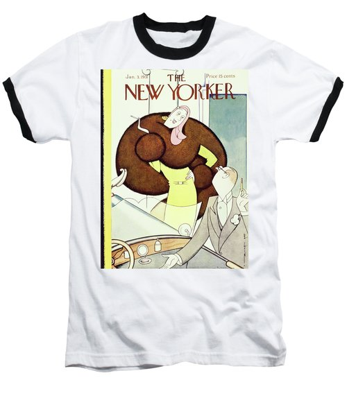 New Yorker January 3 1931 Baseball T-Shirt