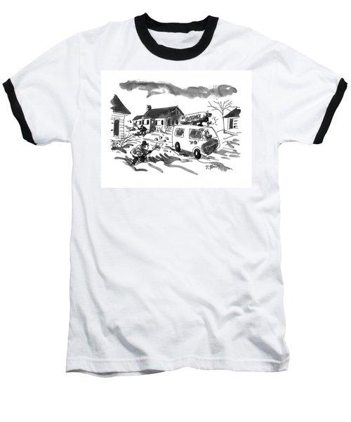 New Yorker January 31st, 1994 Baseball T-Shirt