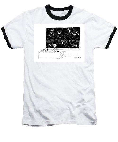 New Yorker July 13th, 1992 Baseball T-Shirt