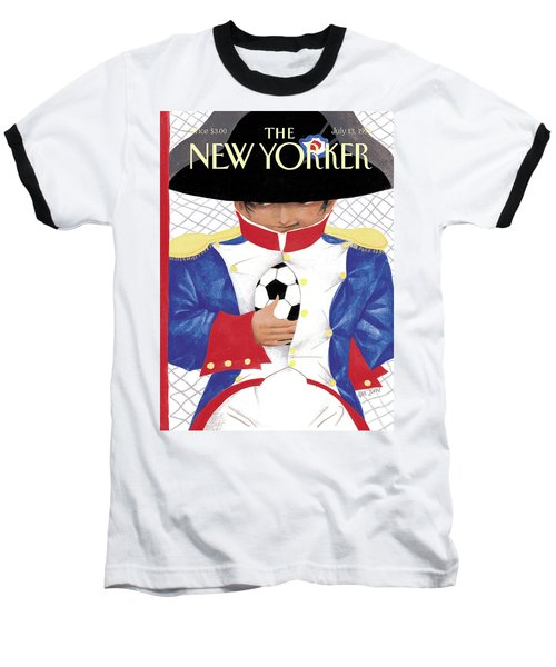 New Yorker July 13th, 1998 Baseball T-Shirt