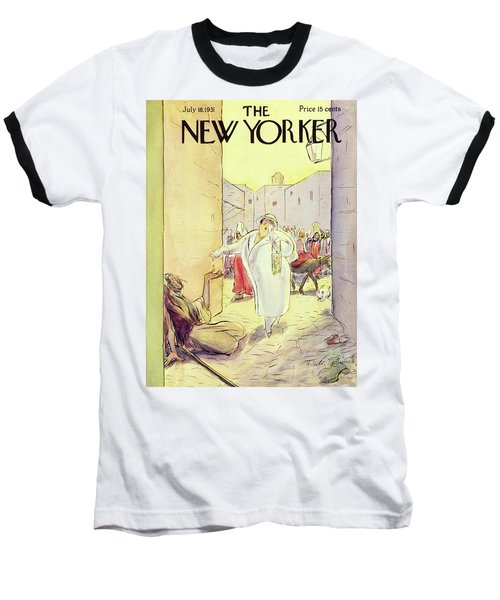 New Yorker July 18 1931 Baseball T-Shirt