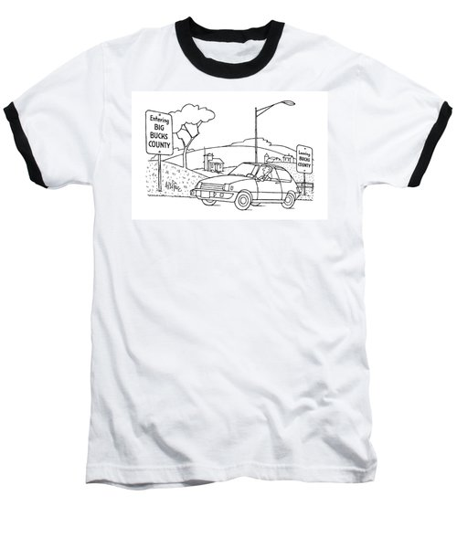 New Yorker July 20th, 1987 Baseball T-Shirt