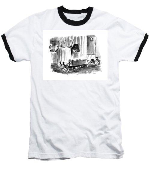 New Yorker July 27th, 1992 Baseball T-Shirt