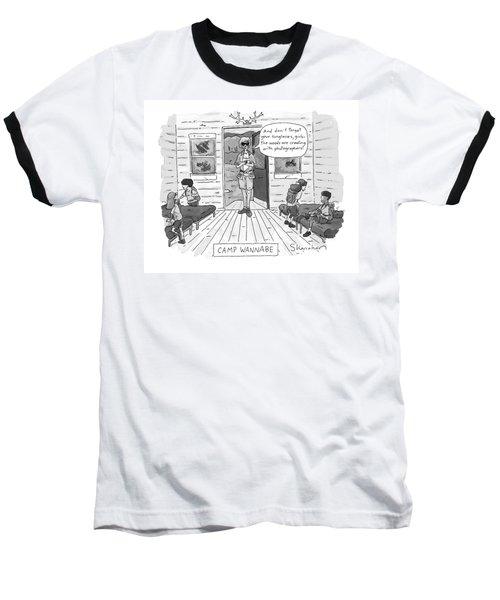 New Yorker July 7th, 1997 Baseball T-Shirt