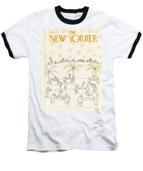 New Yorker July 9th, 1979 Baseball T-Shirt