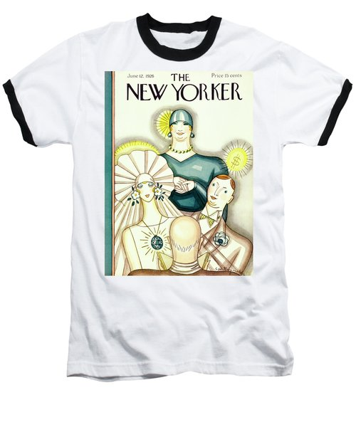 New Yorker June 12 1926 Baseball T-Shirt