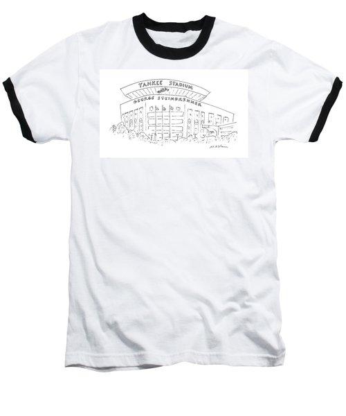 New Yorker June 15th, 1987 Baseball T-Shirt