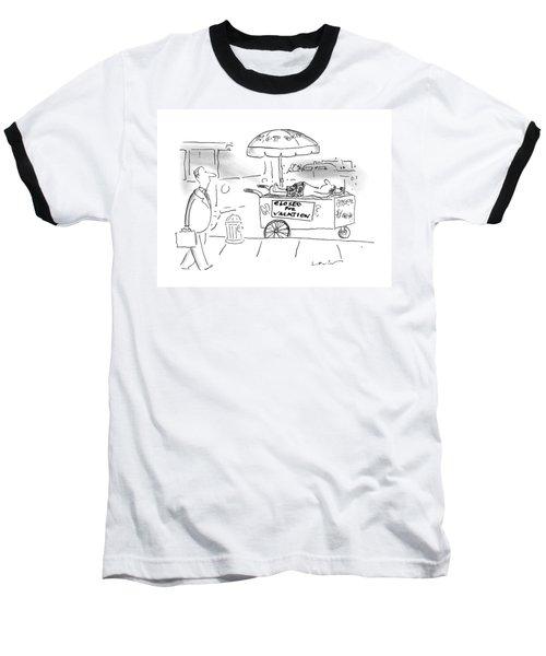 New Yorker June 23rd, 1997 Baseball T-Shirt