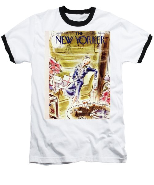New Yorker June 25 1938 Baseball T-Shirt