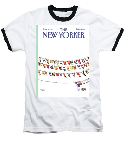 New Yorker June 3rd, 1985 Baseball T-Shirt