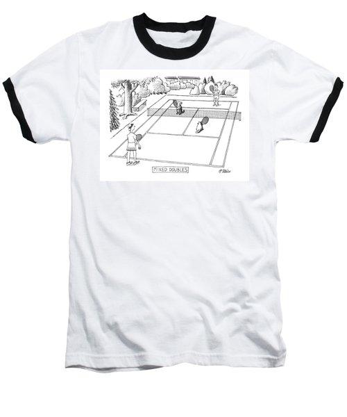 New Yorker June 3rd, 1991 Baseball T-Shirt