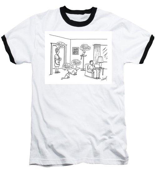 New Yorker June 5th, 1995 Baseball T-Shirt
