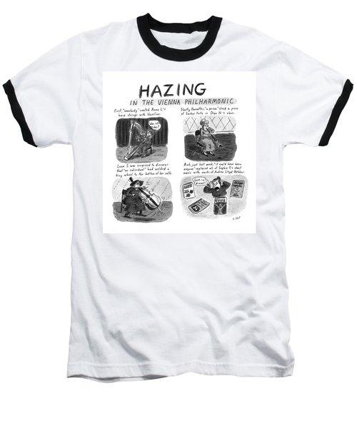 New Yorker March 24th, 1997 Baseball T-Shirt