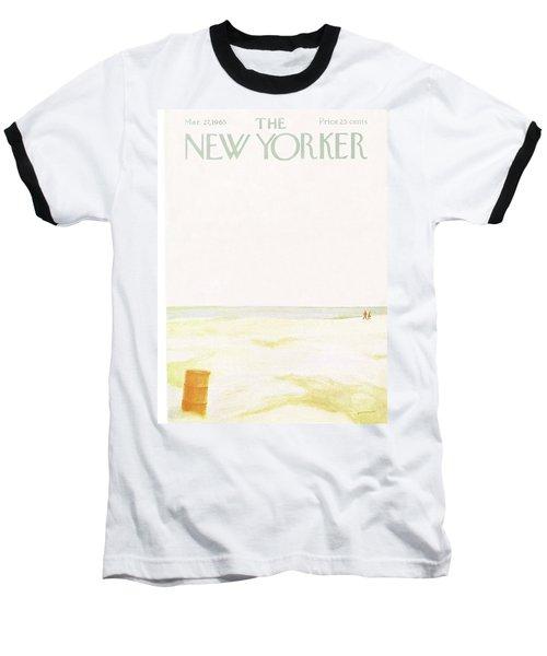 New Yorker March 27th, 1965 Baseball T-Shirt