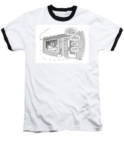 New Yorker March 2nd, 1992 Baseball T-Shirt