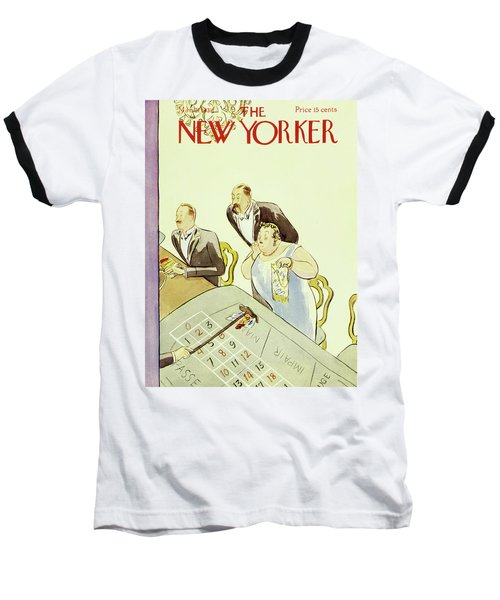 New Yorker March 3 1931 Baseball T-Shirt